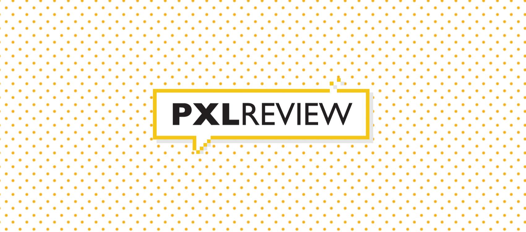 PXL Review Header